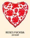Roses Fuchsia